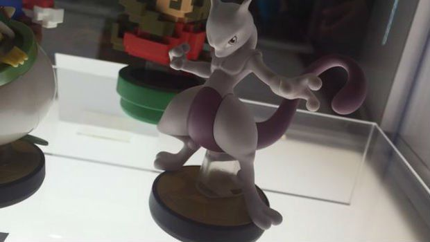 South African retailer says Mewtwo amiibo is coming in October