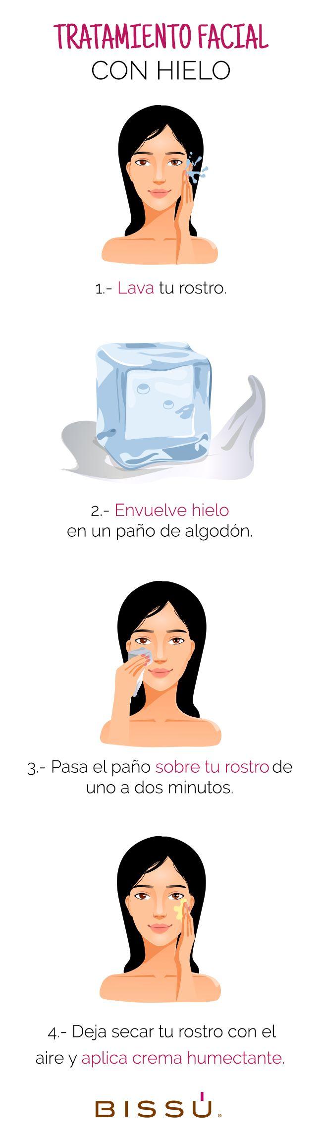 ¡Cuida y rejuvenece tu rostro! http://tiendaweb.bissu.com/