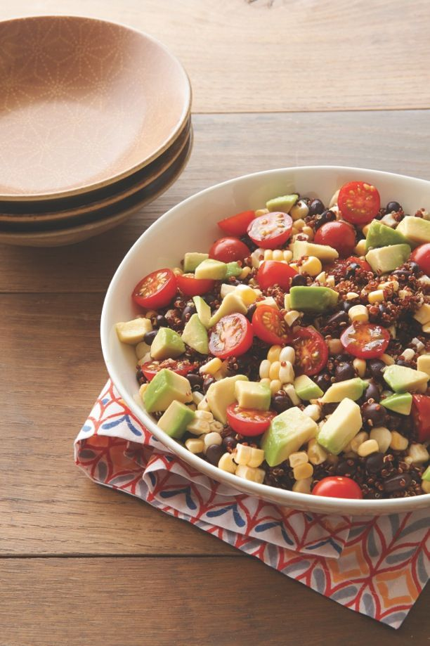 Wheat-free, gluten-free, high in protein, and low in calories, quinoa is one of the healthiest superfoods you can eat.
