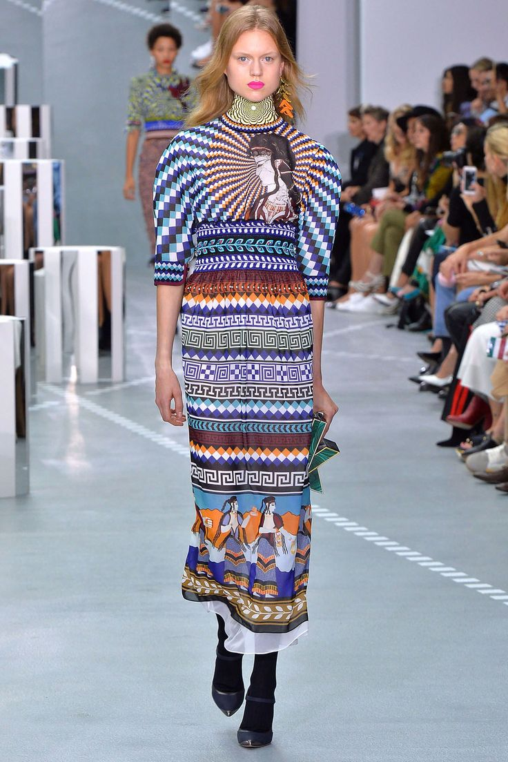 New Classical by fashion designer Mary Katrantzou