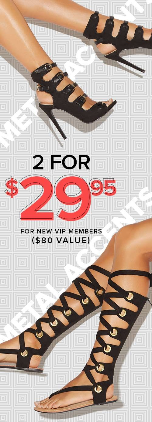 Offer Ends 8/15! - Get Your First 2 Styles for Only $29.95! Take the Style Quiz NOW!