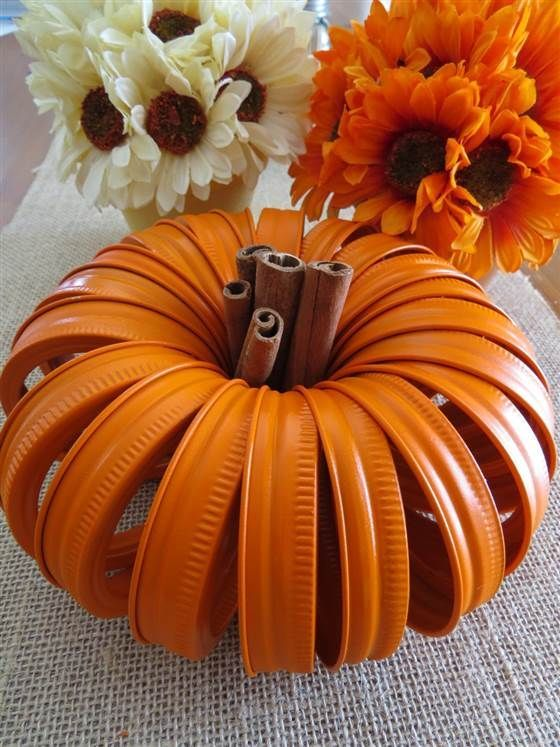 Whether you're trying to find a place for those Halloween pumpkins or need to spice up your table for Thanksgiving guests, here are some great DIYs for Thanksgiving centerpieces and tablescapes!