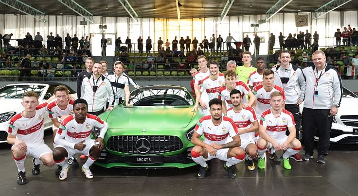 Mercedes-Benz Junior Cup - VFB Stuttgart