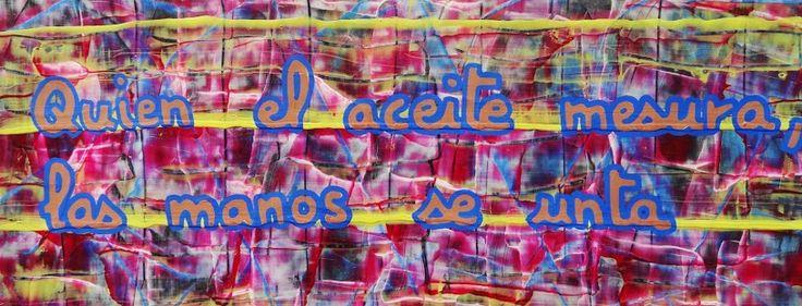 PES 15_ On ne mesure pas l'huile sans avoir les mains grasses  -  Karim Merzougui (artiste peintre) – Google+