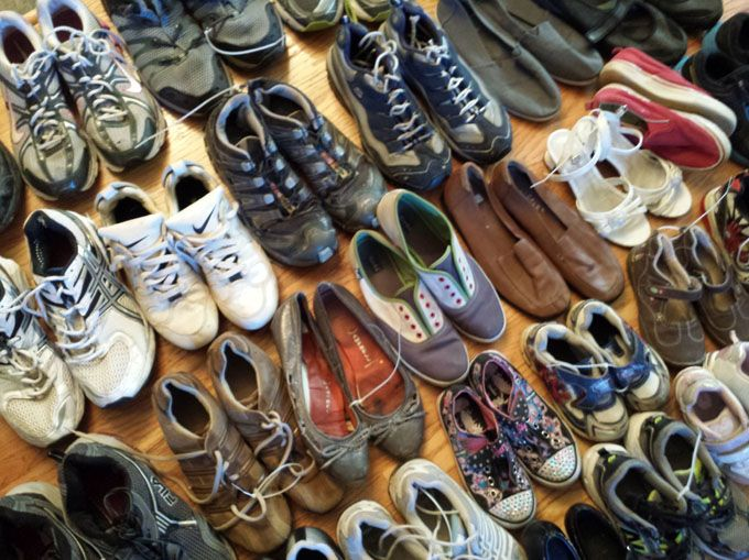 Wholesale Used Shoes Used Sneakers