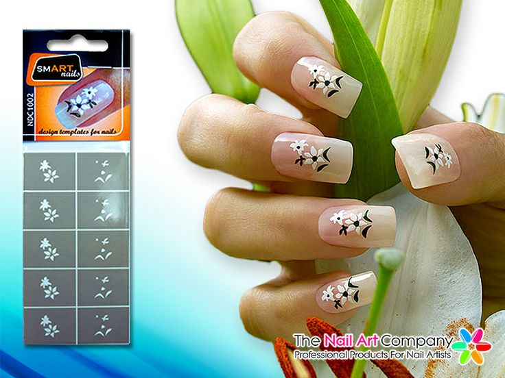 8 best must have nail art products accessories materials smart nails royal lily nail art stencil set ndc1002 prinsesfo Images
