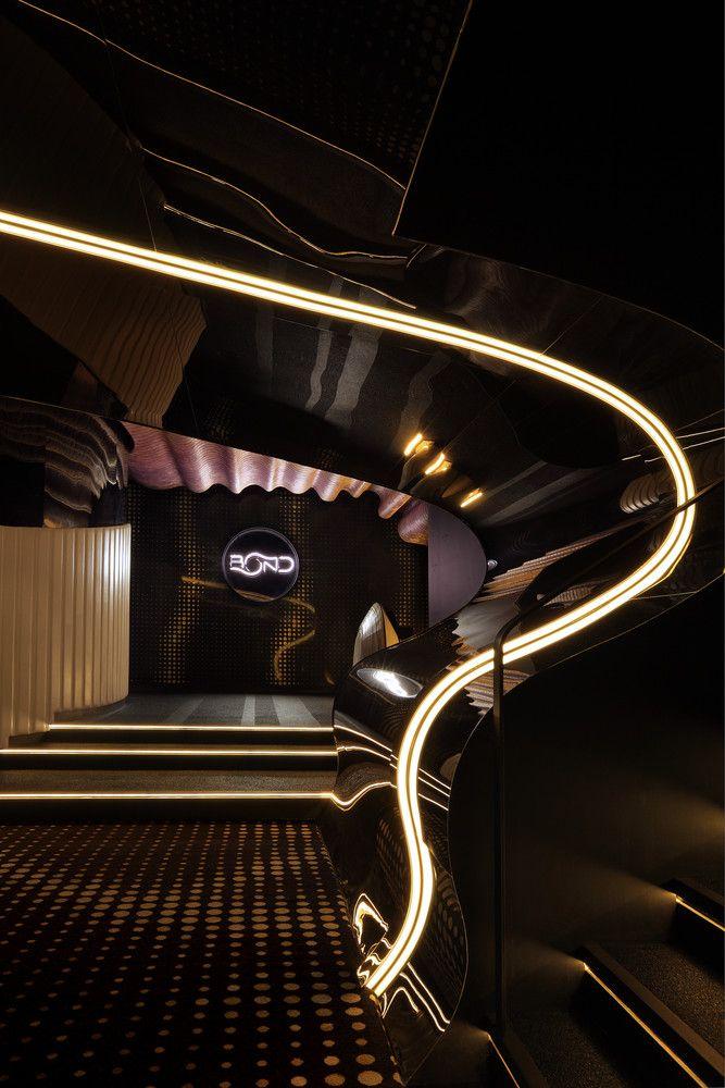 Galeria de Bar Bond / HACHEM – 8
