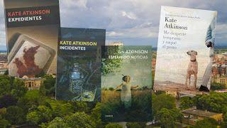 Jackson Brodie por 4. Kate Atkinson   Páginas Colaterales