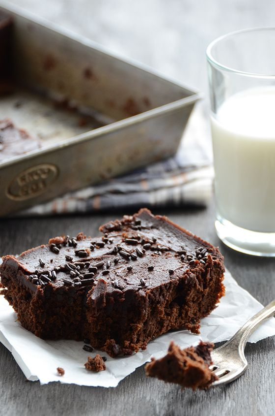 Bakery style frosted brownies.... 18 Brownie Recipes That Are Everything - Country