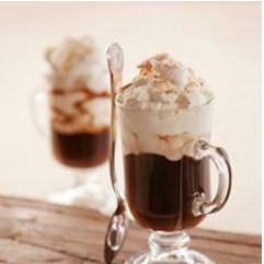 Café Irlandês com Marshmallow