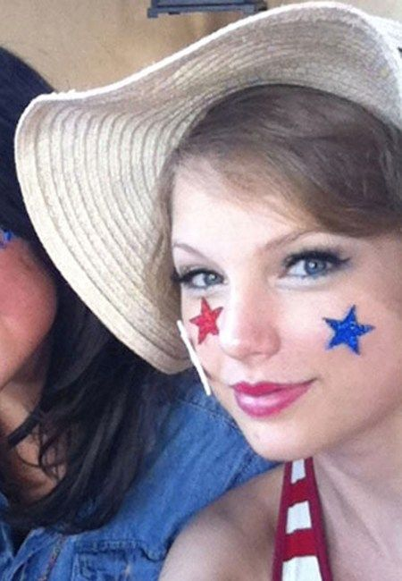 Celebs Fourth of July Twitpics