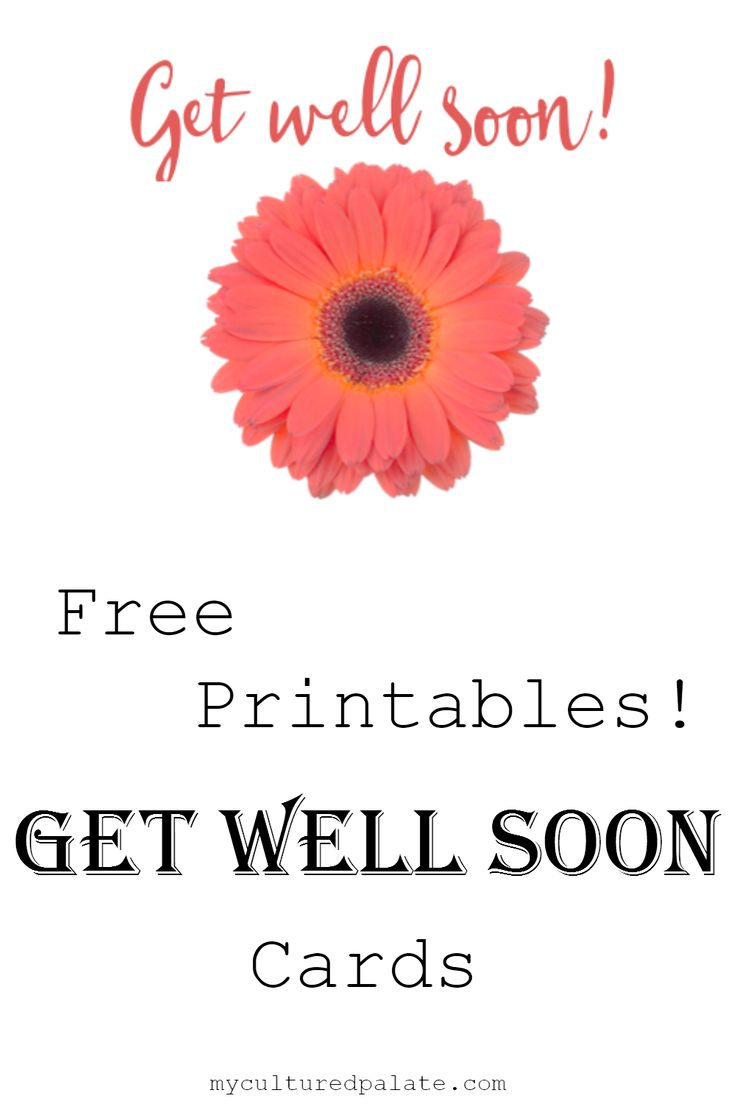 printable get well cards for kids to color updated free printable