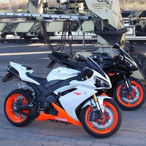 cool motorcycle...I like the orange