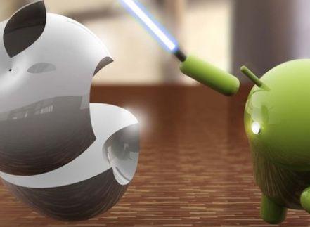 Новый андроид победит яблоко! А вы за кого????? - http ...