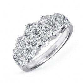 Bijuteria teilor: Inel cu diamante