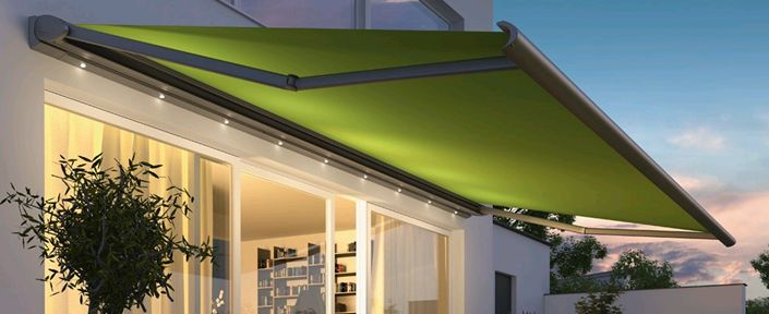 Retractable Patio Awnings for the Home - Electric & Manual