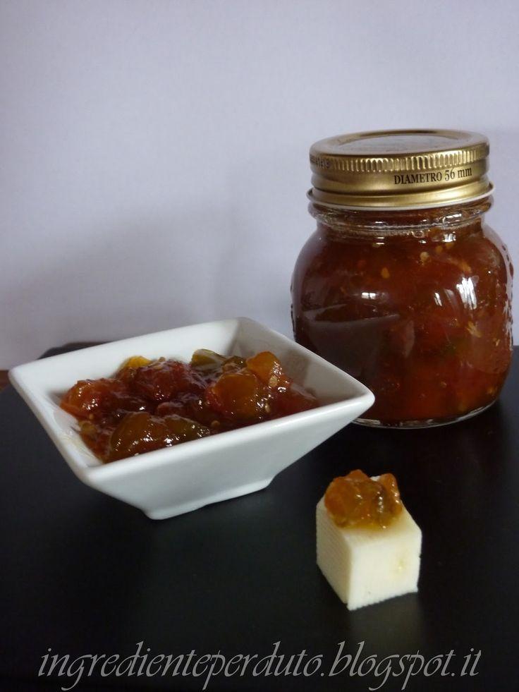 L'ingrediente perduto: Confettura di pomodori verdi