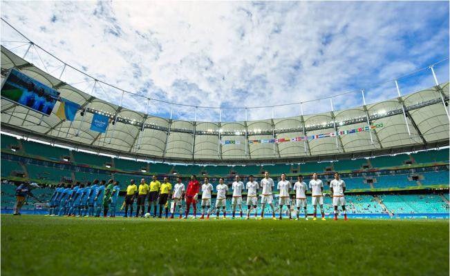 México golea a Fiji en Río 2016 | El Puntero