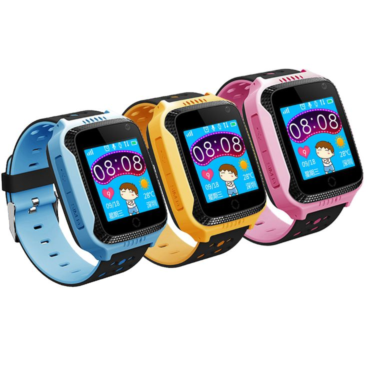 sale vwar q528 y21 touch screen kids gps watch with camera lighting smart watch phone location sos #gps #phone #locator