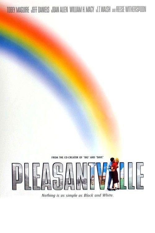 Watch Pleasantville (1998) Full Movie Online Free