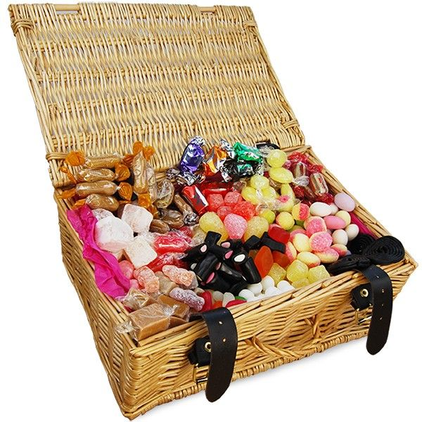 Traditional Sweet Hamper - Old Fashioned Sweets
