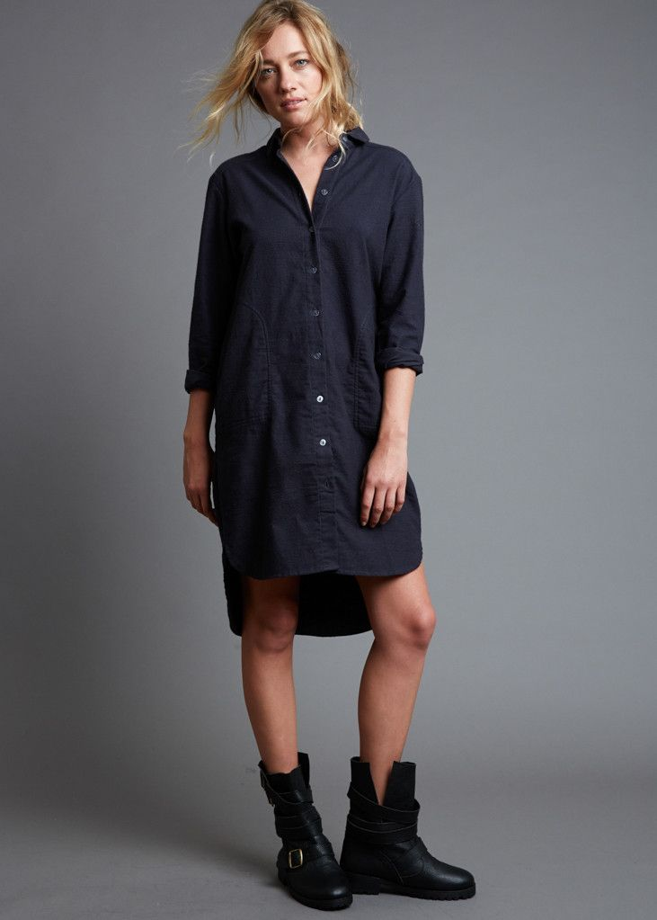 Nara Shirt Dress