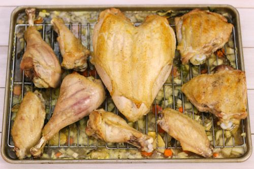 Slow Roasted Turkey - Olga's Flavor Factory