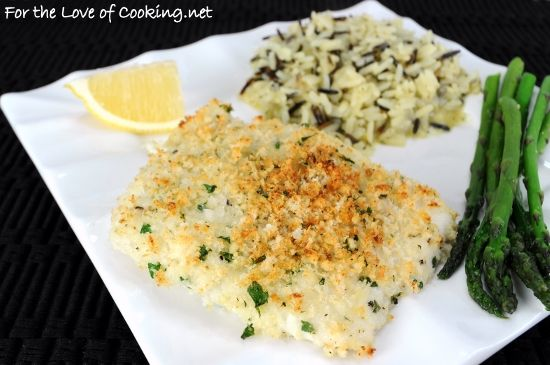 ... Halibut Recipe, Easy Halibut Recipe, Crusts Halibut, Parmesan Panko