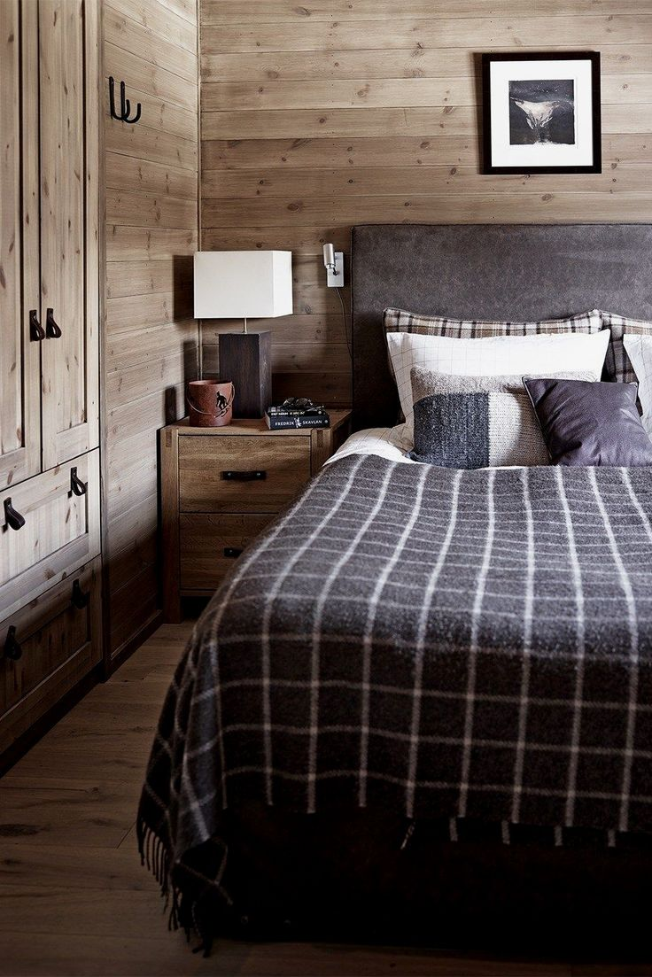 Creative Chalet style of interior decorating ideas in 2020