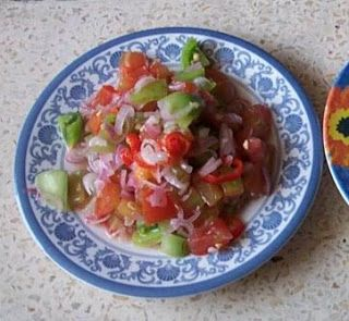 Resep Masakan: Sambal Dabu-dabu iris (Khas Manado)