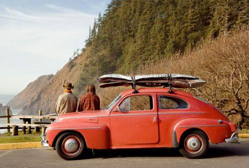 Vintage cars make me drool...