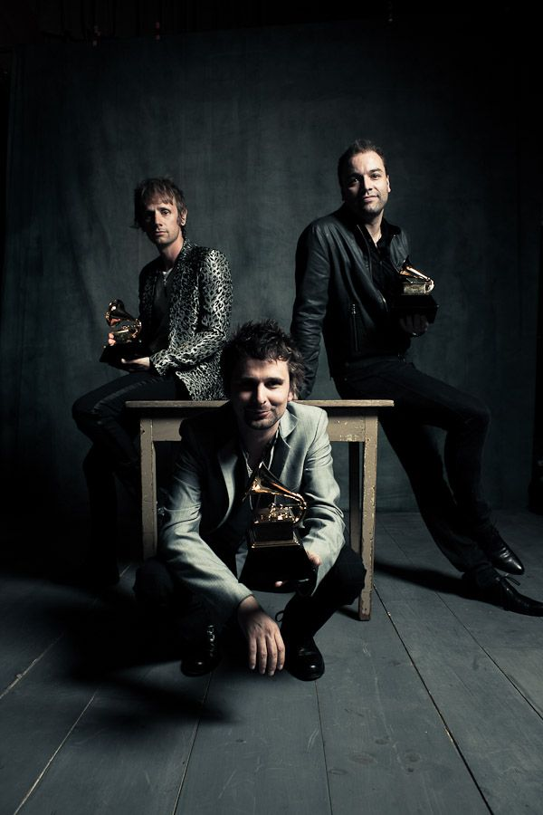 Muse - best rock album 2015! Yes!