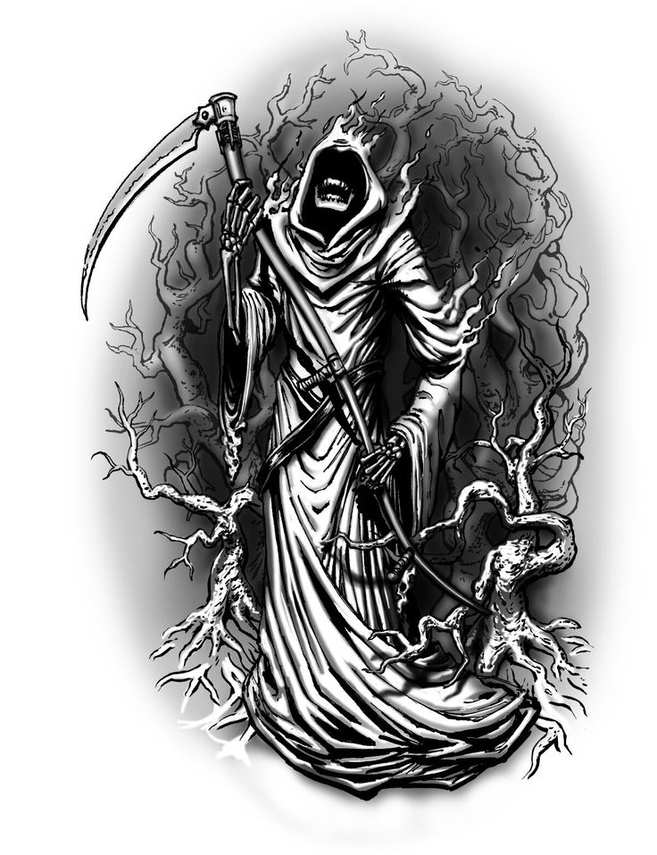 11 best tattoo ideas grim reaper images on pinterest tattoo here is a large collection of awesome grim reaper tattoo designs that were created by the most talented people from all around the globe voltagebd Images