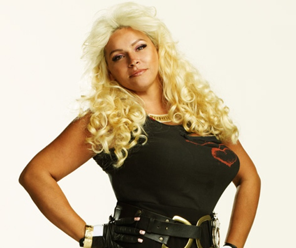 beth chapman dog the bounty hunter dog pinterest