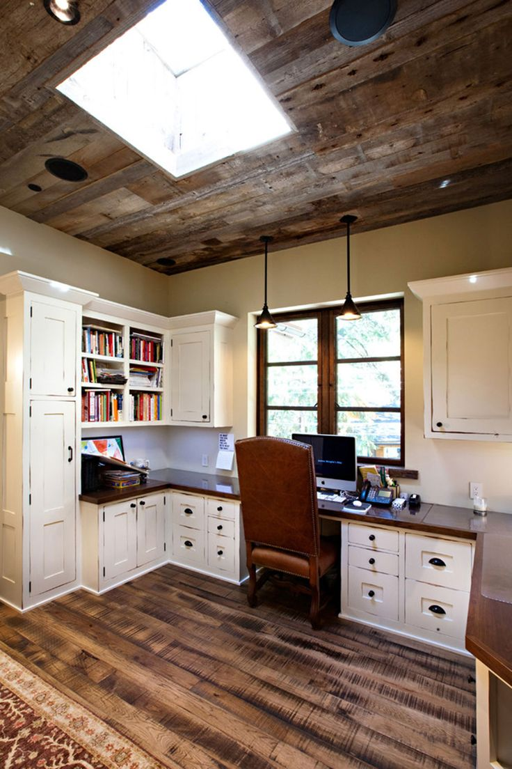 improve your work day with these home office flooring ideas - Office Design Ideas For Work