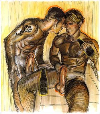 Gay Erotica Art 46