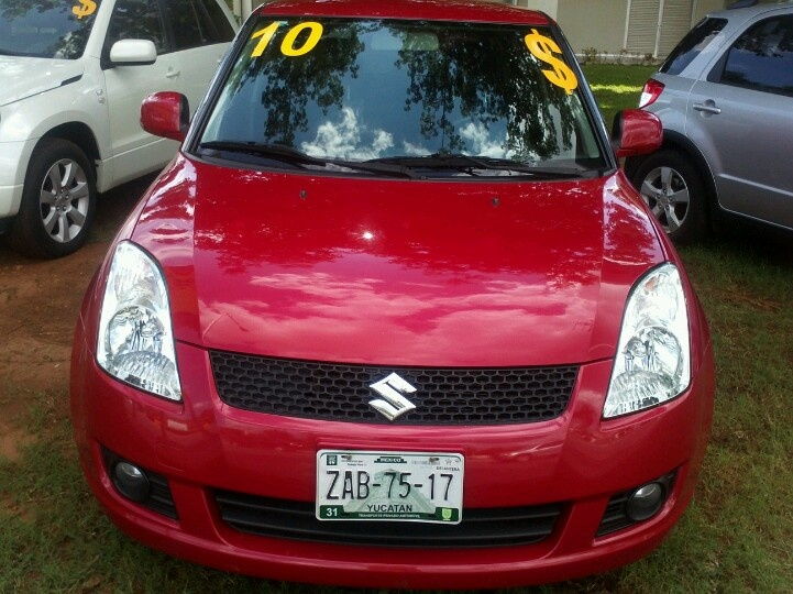 Swift 2010 en venta Suzuki, Vehicles