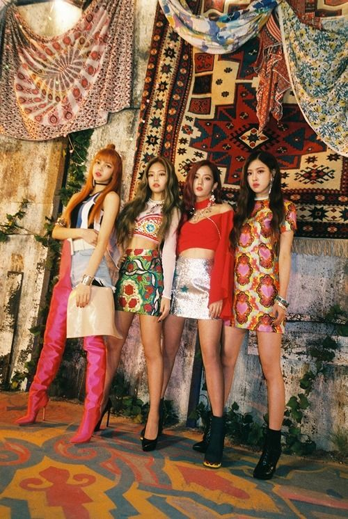 """""""[TEASER] BLACKPINK - '마지막처럼 (AS IF IT'S YOUR LAST)' """""""
