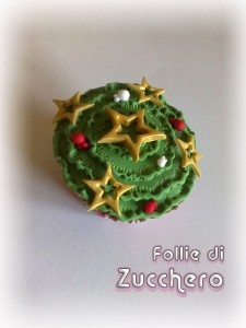 Tutorial Cupcakes Albero di Natale  //  Tutorial Christmas Tree Cupcake