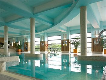 The Carlton Kinsale Hotel - pool Enjoy the pool, spa and leisure centre at the Carlton Kinsale Hotel with your best friends!