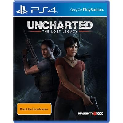 Uncharted: The Lost Legacy - ETA: 23 August 2017