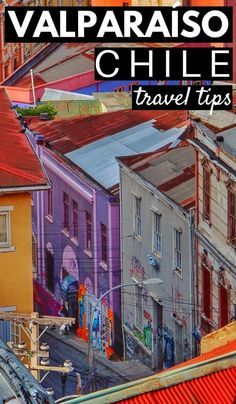 Traveling to Chile & planning to visit Valparaíso? Here we interview Cristián Faúndez, a Chilean local who shares his top insights & Valparaíso travel tips. Click through to read now...