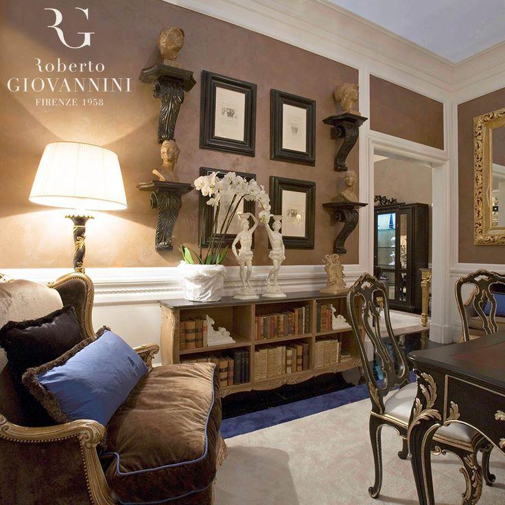 Modernizm ve gelenekler arasındaki dengeyi ustaca sunan ve eşi görülmemiş dekorasyonlara imza atan bir marka, Roberto Giovannini…