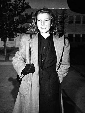 Martha Gellhorn, my inspiration.