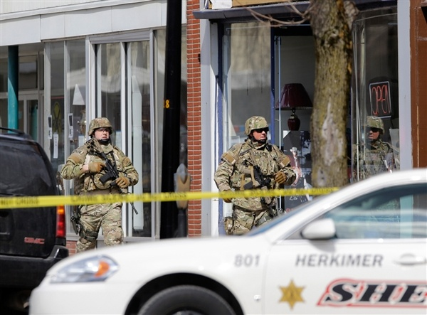 Four dead at barber shop, car wash in upstate New York - U.S. News