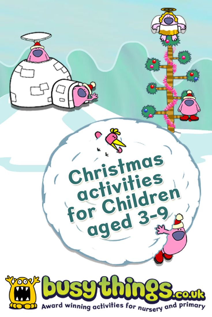 49 best Christmas Activities for Early Years and Primary School ...