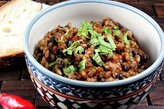 CUBAN STYLE RICE AND BEANS | International Food