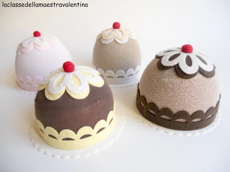 tutorial mini cake