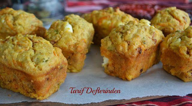Tarif defteri: Minik Tatli Patatesli Ekmekcikler - Mini Sweet Pot...