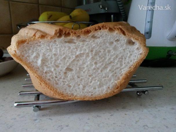 Bezlepkový chlieb ako veka